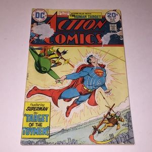 ACTION COMICS No. 432